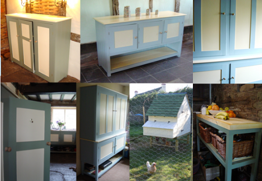 Farmhouse Cupboards